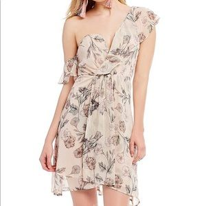 5f33efbb21a8 ... ASTR the Label Floral Print A-Line Dress ...